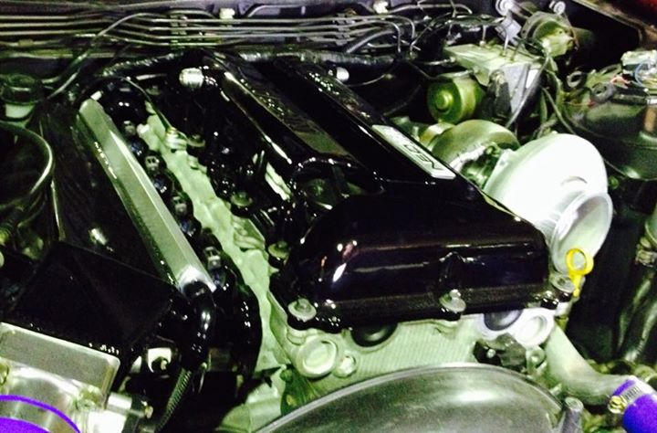 Sr20 and turbo combination @Toysgarage