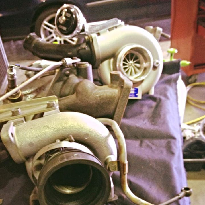 Mits -Evolution GT turbo upgrade #engine rebuild John Phan
