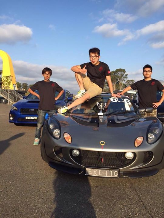 Thanks for sharing your racing experience with us.Congrats on your winning Eric Yuen Yat Fei